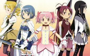 Anime - Madoka Magica