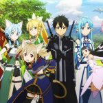 Sword Art Online - All Characters