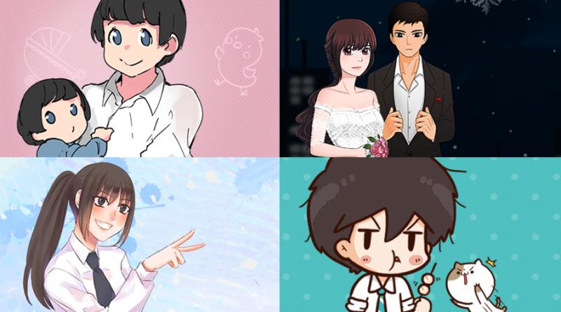 Line Webtoon 2017