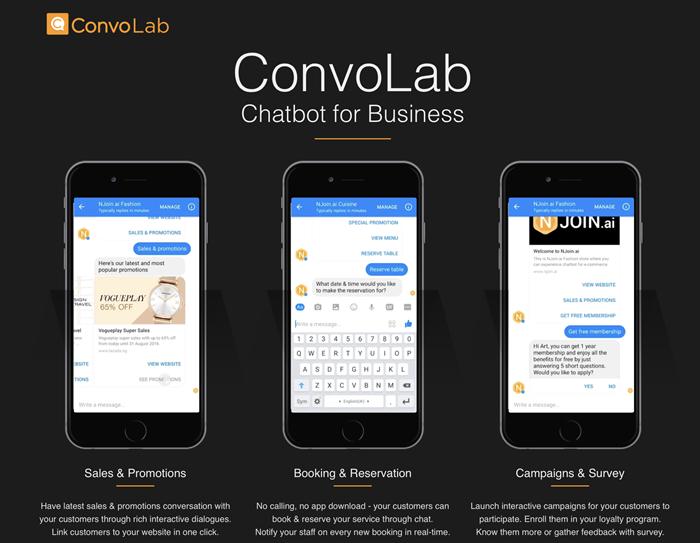 ConvoLab App