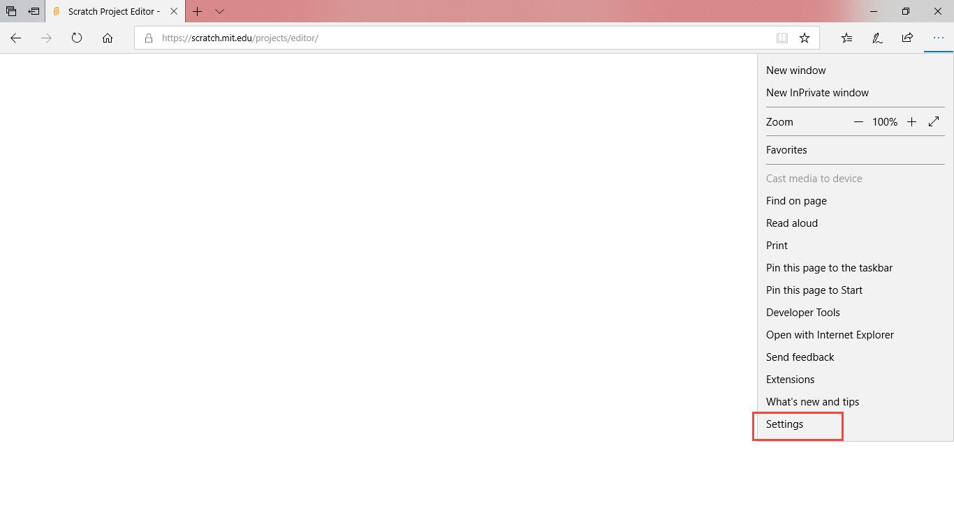 Microsoft Edge - Enable Flash Player (3)